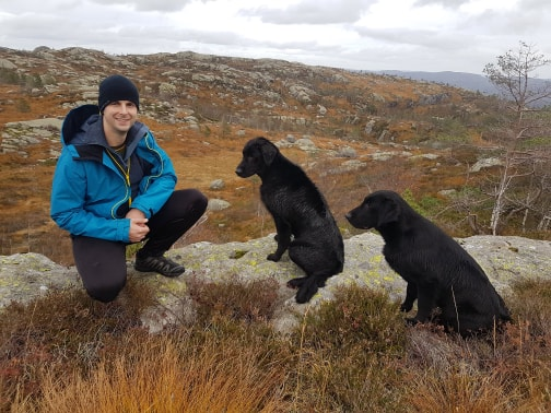 Kristoffer og hundene